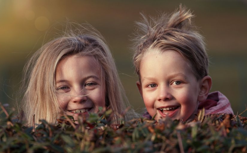 Frère et soeur, une relation pour la vie