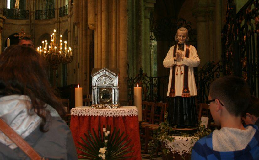 A quoi bon prier les saints ?