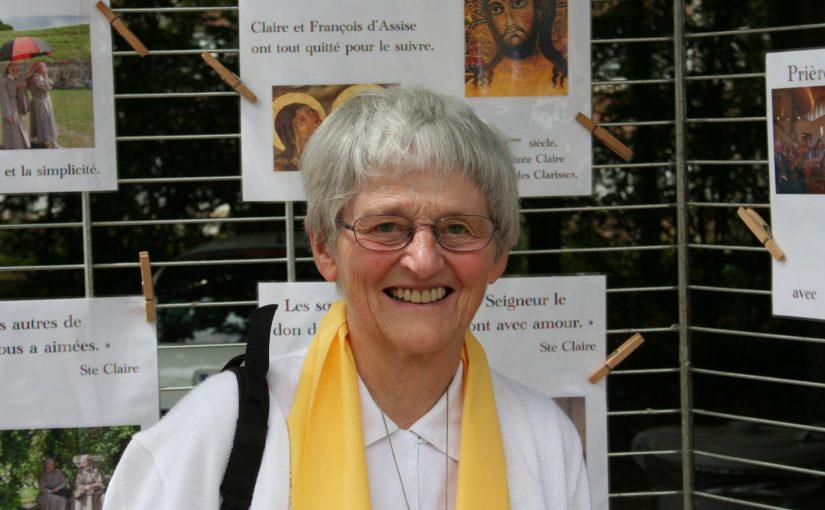 Dieu parmi nous – La guérison de soeur Bernadette Moriau